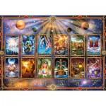 Puzzle  Schmidt-Spiele-58347 Sternzeichen