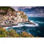 Puzzle  Schmidt-Spiele-58363 Manorola, Cinque Terre, Italien