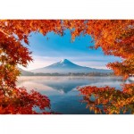 Puzzle  Schmidt-Spiele-58946 Fuji