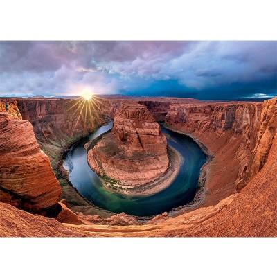 Puzzle  Schmidt-Spiele-58952 Glen Canyon - Horseshoe Bend - Colorado River