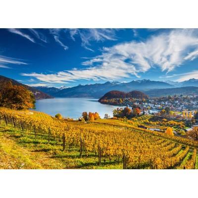 Puzzle  Schmidt-Spiele-58953 Vineyards
