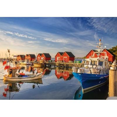 Puzzle  Schmidt-Spiele-58955 Fisherman's Wharf