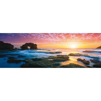 Puzzle  Schmidt-Spiele-59289 Mark Gray: Sonnenuntergang über Bridgewater Bay, Australien
