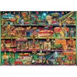 Puzzle  Schmidt-Spiele-59376 Aimee Stewart - Spielzeug-Wunderwelt