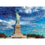Puzzle  Schmidt-Spiele-59581 New York