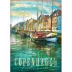 Puzzle  Schmidt-Spiele-59583 Kopenhagen