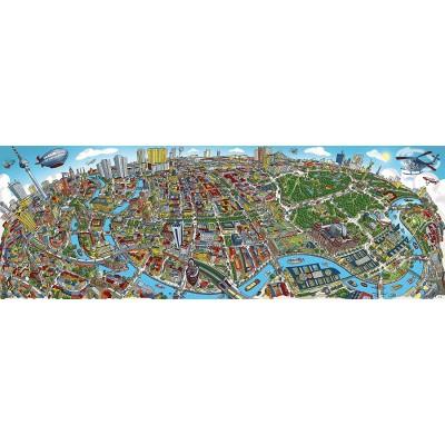Puzzle  Schmidt-Spiele-59594 Stadtbild Berlin