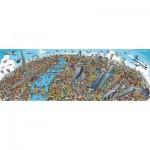 Puzzle  Schmidt-Spiele-59596 Stadtbild London