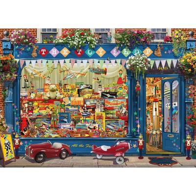Puzzle  Schmidt-Spiele-59606 Spielzeugladen