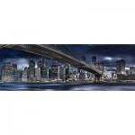 Puzzle  Schmidt-Spiele-59621 Manfred Voss - New York Dark Night