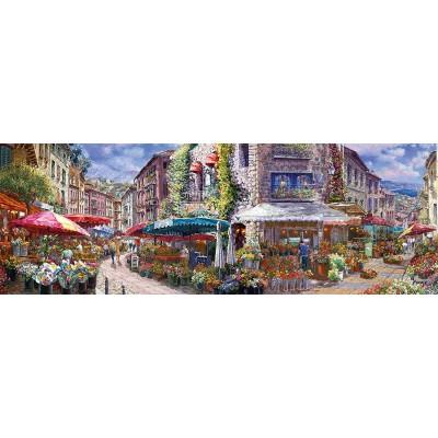 Puzzle  Schmidt-Spiele-59652 Sam Park - Frühlingsatmosphäre