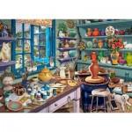 Puzzle  Schmidt-Spiele-59656 Künstler-Atelier