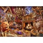 Puzzle  Schmidt-Spiele-59661 Steve Sundram - Story Mania