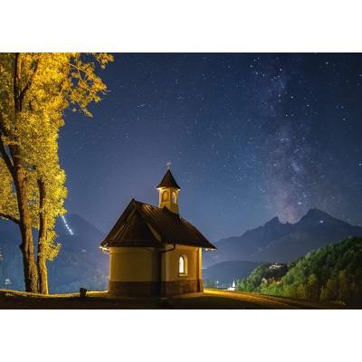 Puzzle  Schmidt-Spiele-59694 Christian Ringer, Lockstone, Milky Way
