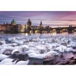 Puzzle  Schmidt-Spiele-59695 Christian Ringer - Prague