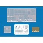 Puzzle  Schreiber-Bogen-4329 Kartonmodelbau: Lasercut-Detailset für Sloman Alstertor