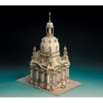 Puzzle  Schreiber-Bogen-591 Kartonmodelbau: Kirche von Dresden