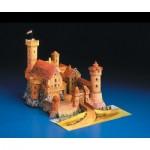 Puzzle  Schreiber-Bogen-603 Kartonmodelbau: Romantisches Schloss