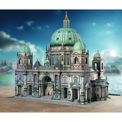 Puzzle  Schreiber-Bogen-630 Kartonmodelbau: Berliner Dom