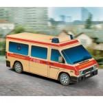 Schreiber-Bogen-633 Kartonmodelbau: Krankenwagen