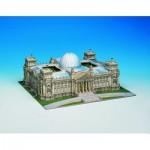 Puzzle  Schreiber-Bogen-642 Kartonmodelbau: Reichstag