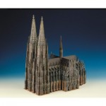 Puzzle  Schreiber-Bogen-655 Kartonmodelbau: Kölner Dom