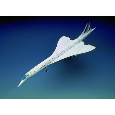 Puzzle  Schreiber-Bogen-665 Kartonmodelbau: Concorde Flugzeuge
