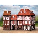 Puzzle  Schreiber-Bogen-672 Kartonmodelbau: Altstadt Set 5