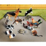 Puzzle  Schreiber-Bogen-687 Kartonmodelbau: Haustiere