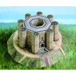 Puzzle  Schreiber-Bogen-691 Kartonmodelbau: Castel del Monte