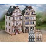 Puzzle  Schreiber-Bogen-697 Kartonmodelbau: Altstadt-Set 6