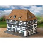 Puzzle  Schreiber-Bogen-702 Kartonmodelbau: Lutherhaus in Eisenach