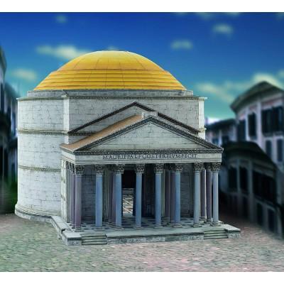 Puzzle  Schreiber-Bogen-707 Kartonmodelbau: Pantheon - Rom