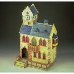 Puzzle  Schreiber-Bogen-72183 Kartonmodelbau: Mittelalterliches Rathaus