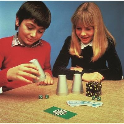 Puzzle  Schreiber-Bogen-72391 Kartonmodelbau: Zaubermappe 2