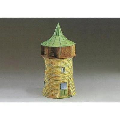 Puzzle  Schreiber-Bogen-72428 Kartonmodelbau: Windmühle