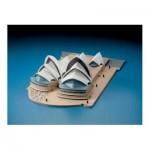 Puzzle  Schreiber-Bogen-72433 Kartonmodelbau: Sydney Opera