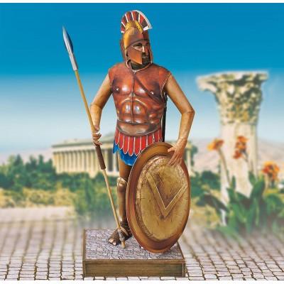 Puzzle  Schreiber-Bogen-727 Kartonmodelbau: Soldaten im antiken Griechenland