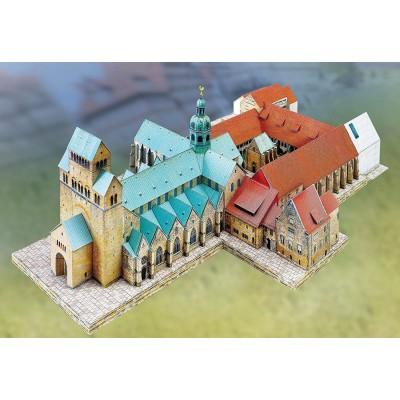 Puzzle Schreiber-Bogen-742 Kartonmodelbau: Hildesheimer Dom