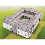 Puzzle  Schreiber-Bogen-766 Kartonmodelbau: Römisches Stabsgebäude