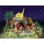 Puzzle  Schreiber-Bogen-776 Kartonmodelbau: Historische Weihnachtskrippen