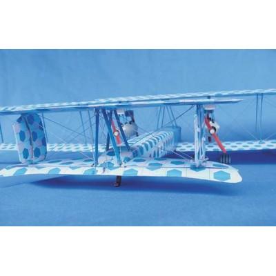 Puzzle Schreiber-Bogen-S112 Kartonmodelbau: Zeppelin Staaken R.VI