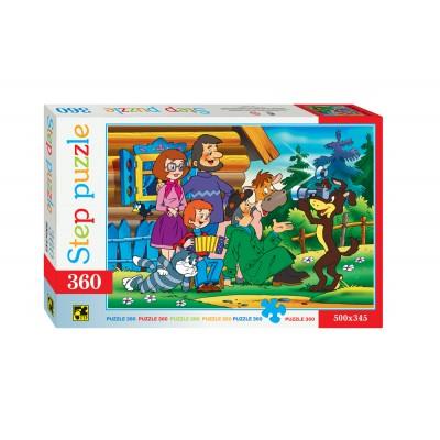 Puzzle  Step-Puzzle-73011 Prostokvashino