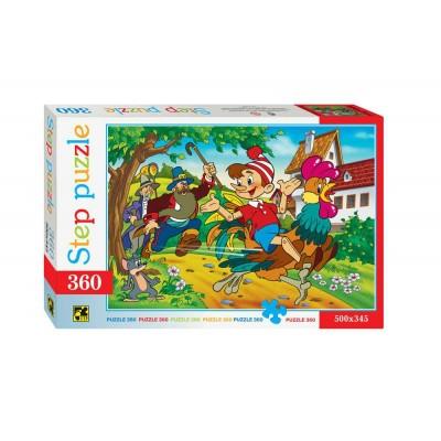 Puzzle Step-Puzzle-73031 Pinocchio