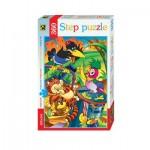 Puzzle  Step-Puzzle-73048 Parrot Kesha
