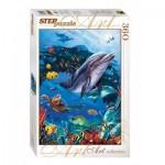 Puzzle  Step-Puzzle-73061 Unterwasserwelt