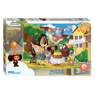 Puzzle  Step-Puzzle-73069 Cheburashka