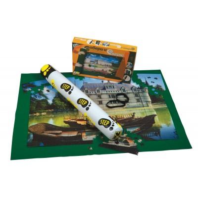 Step-Puzzle-76046 Puzzlematte für 300 bis 2000 Teile