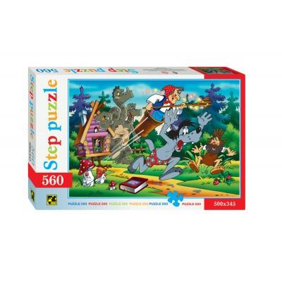 Puzzle  Step-Puzzle-78005 Fairytale