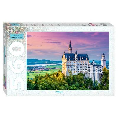 Puzzle Step-Puzzle-78092 Neuschwanstein